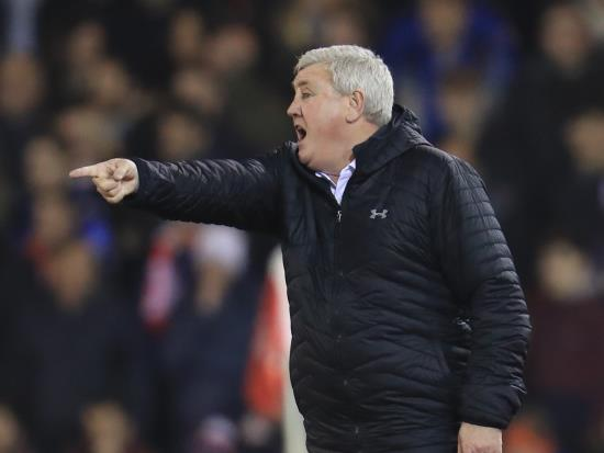 Villa boss Steve Bruce pleased for two-goal Scott Hogan after 'dark times'