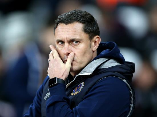 Shrewsbury boss Paul Hurst unsure over controversial Doncaster equaliser