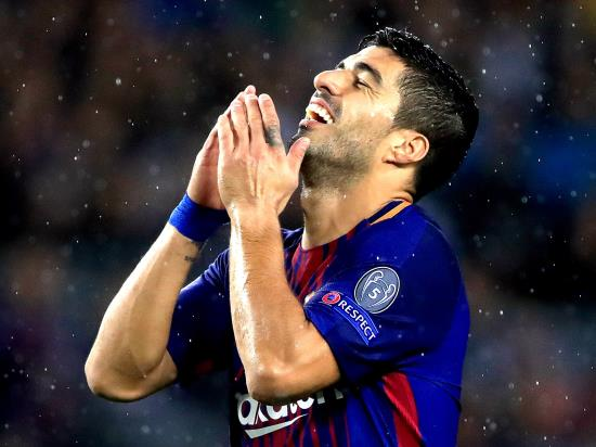 Barcelona 0 - 0 Getafe: Leaders Barcelona held by Getafe