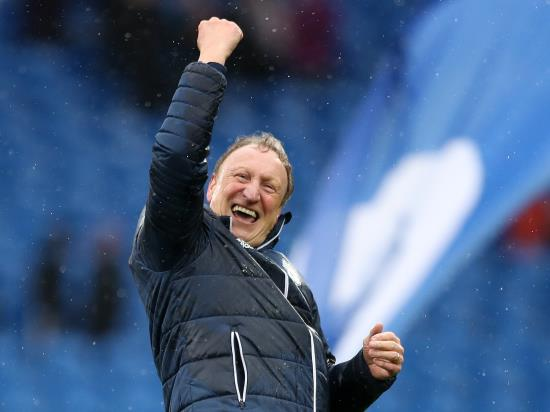 Neil Warnock vows to enjoy the high life with promotion-hunting Cardiff