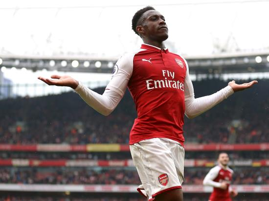 Arsenal 3 - 2 Southampton: Danny Welbeck brace enough for Arsenal to see off lowly Southampton