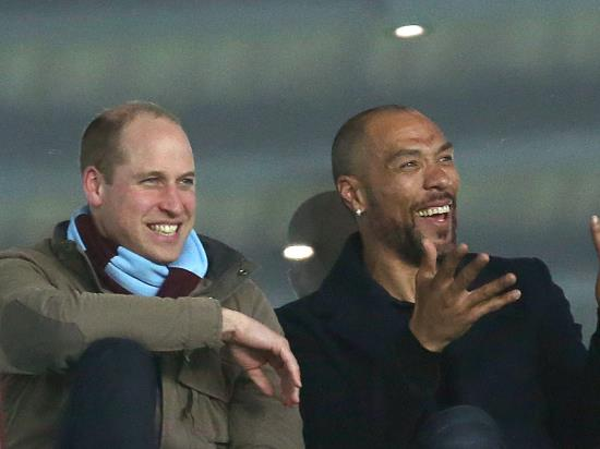 Prince William in attendance as Jack Grealish gives Villa win over Cardiff