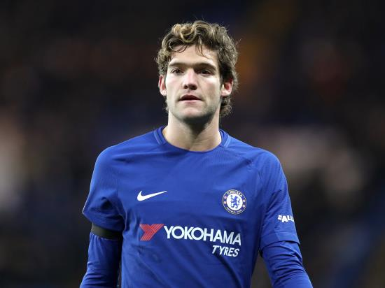 Chelsea FC vs Liverpool - Marcos Alonso back in contention for Chelsea after ban