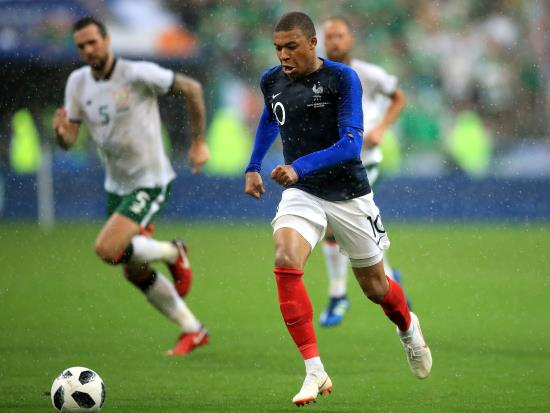 France 1 - 1 USA: Kylian Mbappe strike earns France a draw against the USA