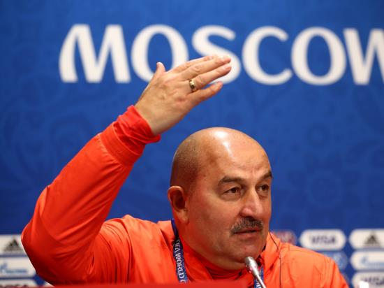 Russia vs Saudi Arabia - Cherchesov embraces pressure as Russia prepare to kick-start WC
