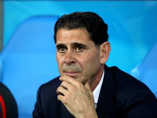 Fernando Hierro urges Spain to take nothing for granted after narrow Iran win