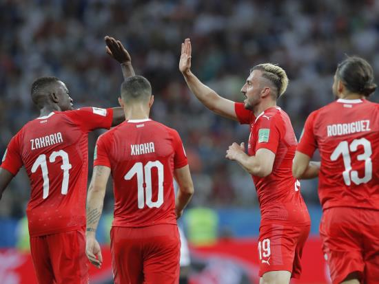 Vladimir Petkovic feels reaching last 16 was 'minimum objective' for Switzerland