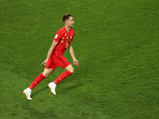 England beaten by Belgium and will face Colombia in last 16 of World Cup