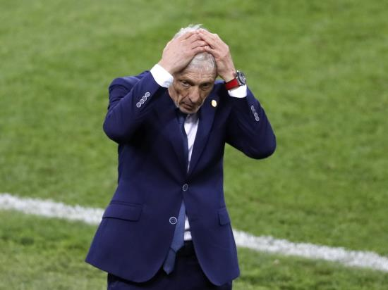 Colombia coach Jose Pekerman blames 'confusion' over contact at corners for loss