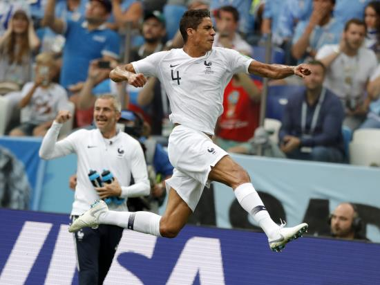 Classy France too slick for Uruguay to set up St Petersburg semi-final