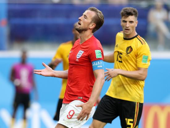 Belgium beat England to take third place at World Cup