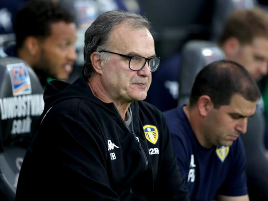 Marcelo Bielsa believes table-topping Leeds can still improve