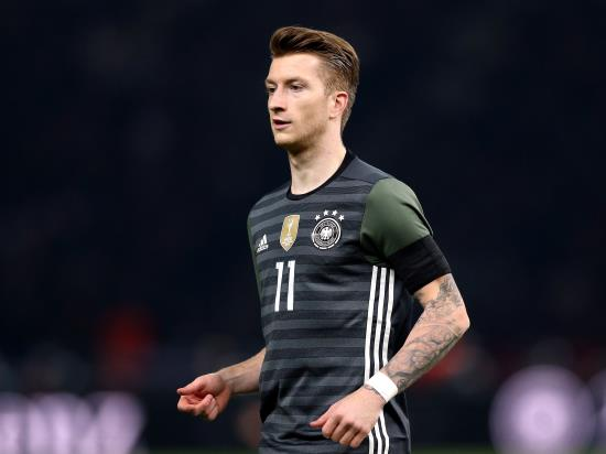 Marco Reus says Germany are in good spirits after France draw