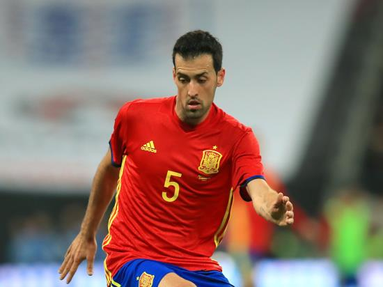 Spain vs Croatia - Sergio Busquets seeks to set Spain back on winning path