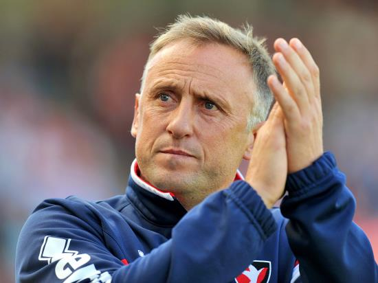 Mark Yates could shuffle his pack when Macclesfield host Lincoln