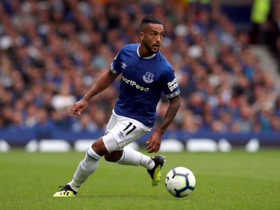 Quartet return to contention for Everton