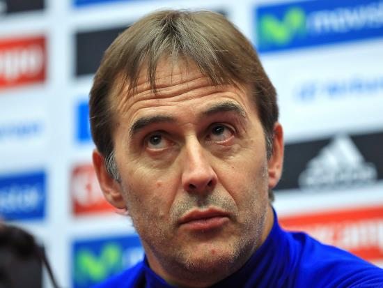 Alaves vs Real Madrid - Lopetegui remaining calm as Real look to get back on track