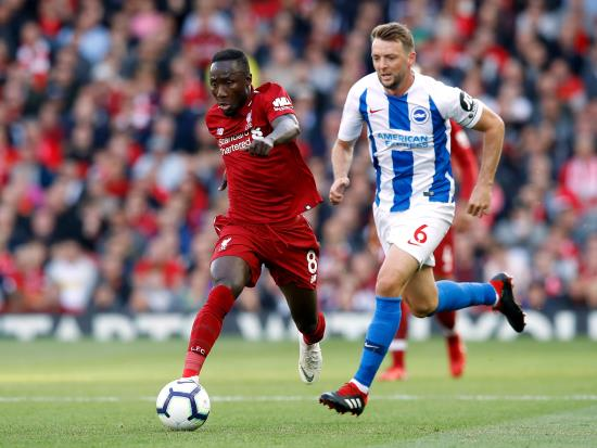 Liverpool vs Manchester City - Keita question mark for Reds
