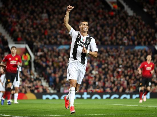 Manchester United 0 - 1 Juventus: Ronaldo enjoys winning return as Juventus outclass sorry United