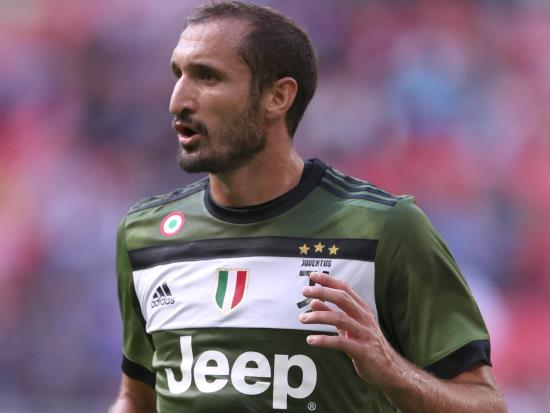 Italy vs Portugal - Chiellini revelling in the drama as he eyes his 100th cap