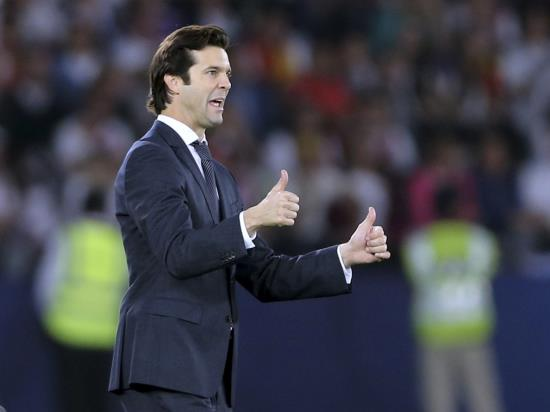 Club World Cup win adds gloss to 'wonderful start' for Read Madrid boss Solari