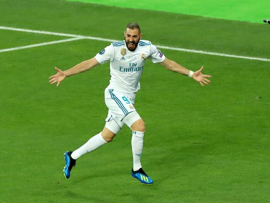 Espanyol vs Real Madrid - Solari hails 'selfless' Benzema one of the top strikers