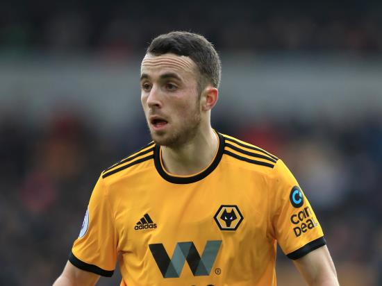 Wolves vs Shrewsbury Town - Diogo Jota and Ruben Vinagre missing for Wolves