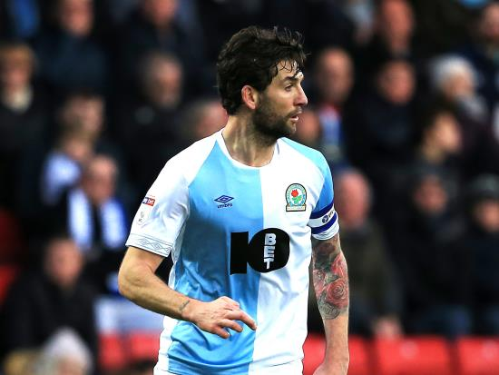 Blackburn Rovers vs Wigan Athletic - Charlie Mulgrew ruled out against Wigan