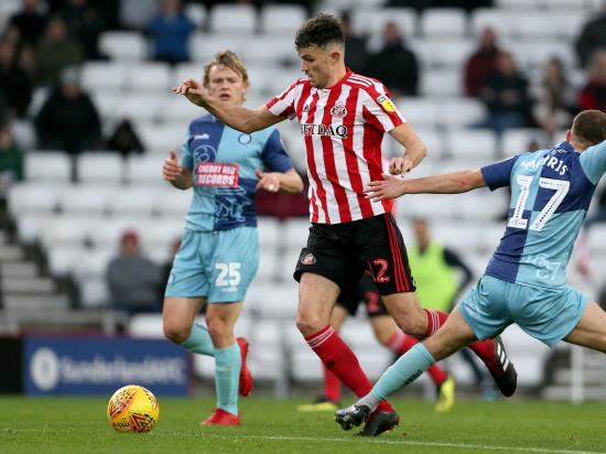 Tom Flanagan and Reece James return for Sunderland