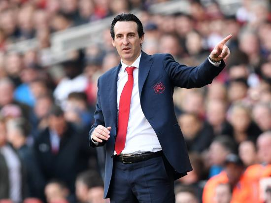 "Unai Emery ""excited"" by prospect of winning Europa League with Arsenal"