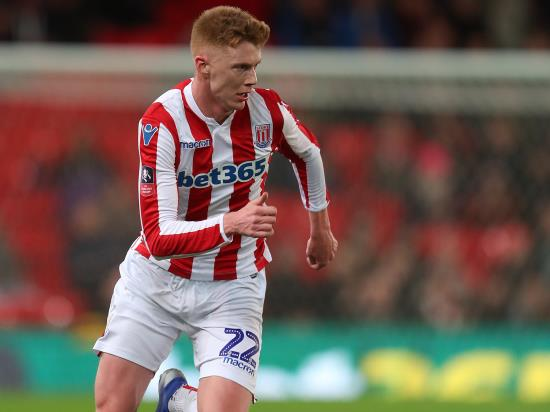 Clucas suspended as Stoke face Sheffield Wednesday