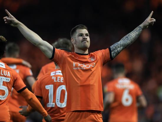 Steve Seddon rescues point for strugglers AFC Wimbledon at leaders Luton