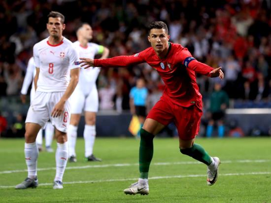 Santos hails genius of Ronaldo after hat-trick sinks Switzerland