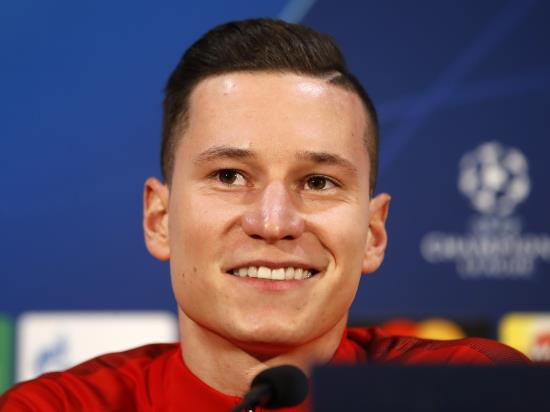Belarus vs Germany - Draxler hoping to help new-look Germany regain old strength
