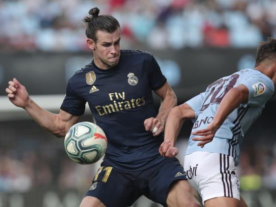 Gareth Bale inspires Real Madrid to victory over Celta Vigo