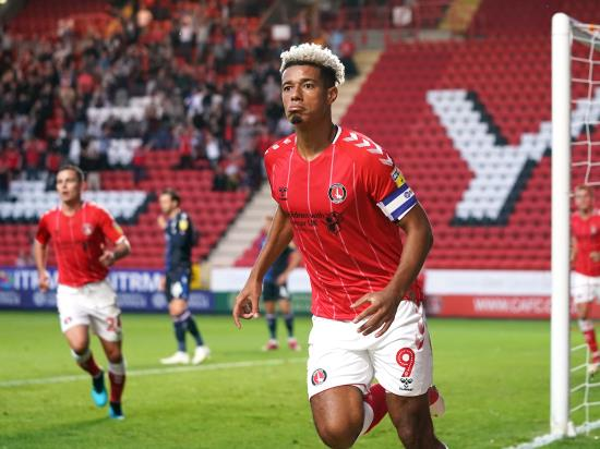 Lyle Taylor scores again as Charlton are held to draw by Forest