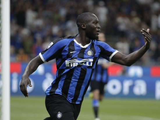 Lukaku scores on Inter debut in comfortable win over Lecce