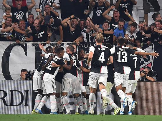 Napoli defender Kalidou Koulibaly gifts Juventus victory in seven-goal thriller