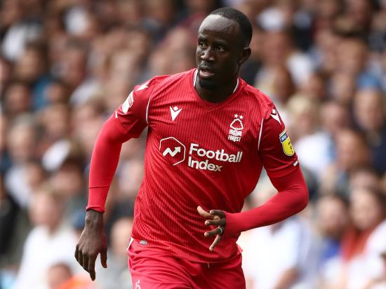 Adomah rescues point for Forest against Preston