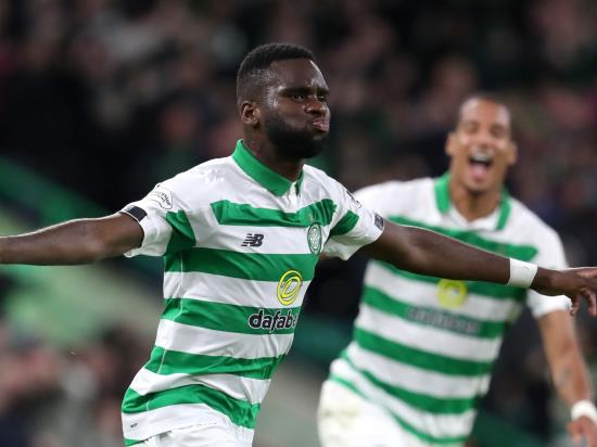 Odsonne Edouard sets Celtic on the path to Old Firm derby win