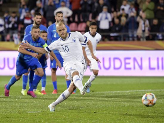 Finland vs Italy - Markku Kanerva hoping for strong team ethic as Finland host Italy