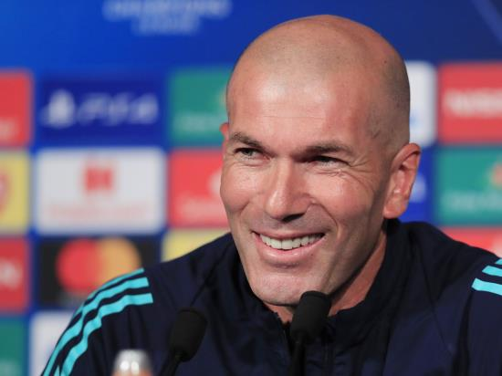 Zinedine Zidane wants to see commitment from Real Madrid players