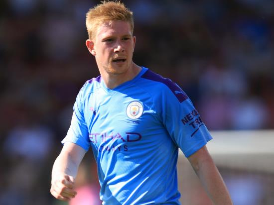 Manchester City vs Wolves - Kevin De Bruyne blow for Manchester City
