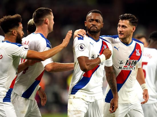 Palace grab late winner after VAR drama