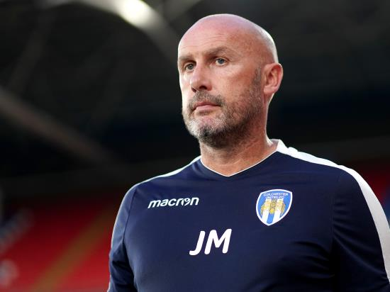 Colchester boss John McGreal could make wholesale changes for Newport clash