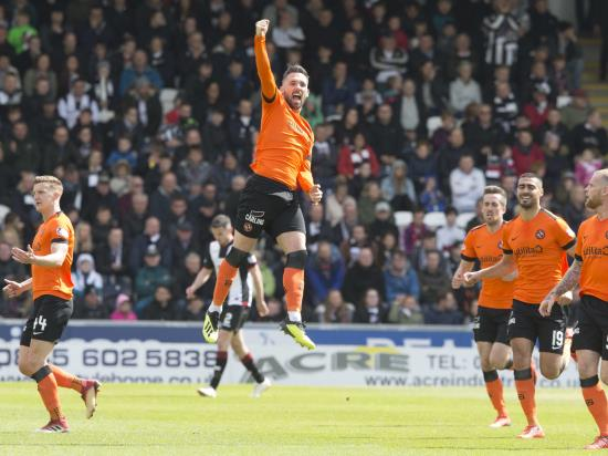 Shankland shines as Dundee United defeat Inverness