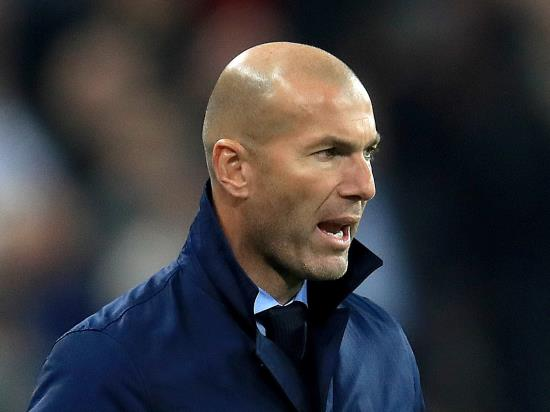 Eibar vs Real Madrid - Zidane denies trying to unsettle Mbappe