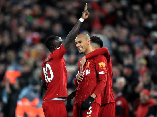 Liverpool stretch lead in title race with win over Manchester City