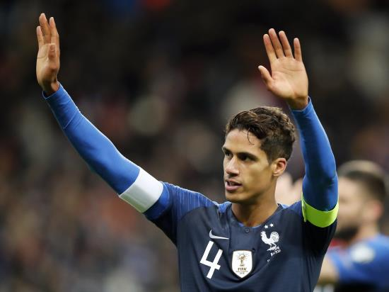 Varane demands more from Mbappe and France's forwards