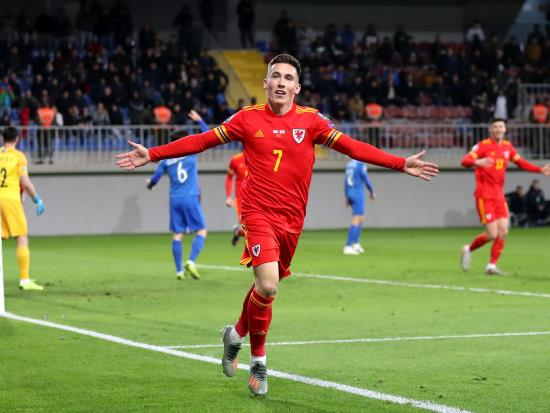 Wales keep automatic qualification dream alive with victory in Azerbaijan